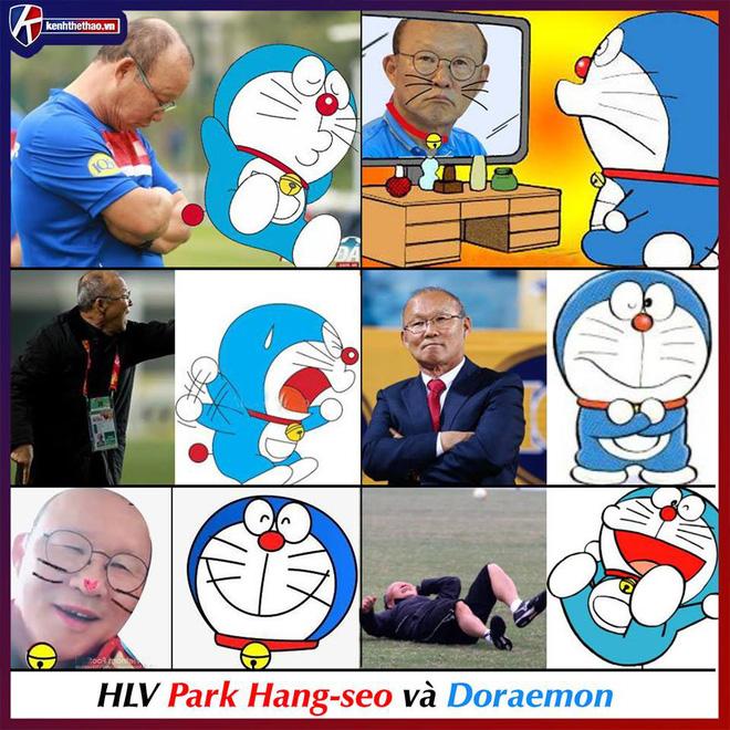 Cười ngất với loạt bản sao 'giống như đổ khuôn' HLV Park Hang-seo được dân mạng chia sẻ rầm rộ - Ảnh 5