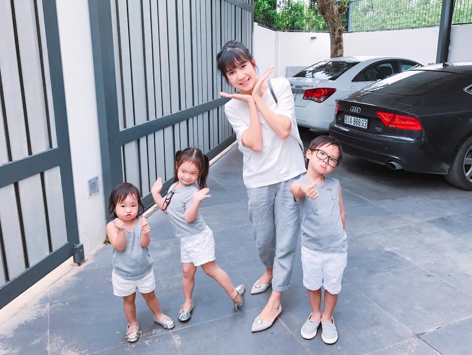 Bà xã Lý Hải chia sẻ 2 nguyên tắc mà mọi bà mẹ phải nhớ khi nuôi dạy con - Ảnh 2