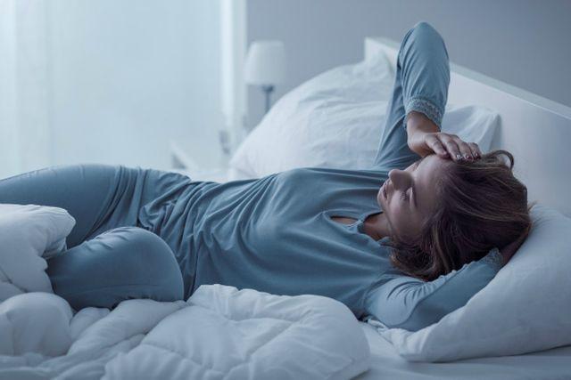 4 biểu hiện khi ngủ cho thấy phổi của bạn đã bị tổn thương - Ảnh 3