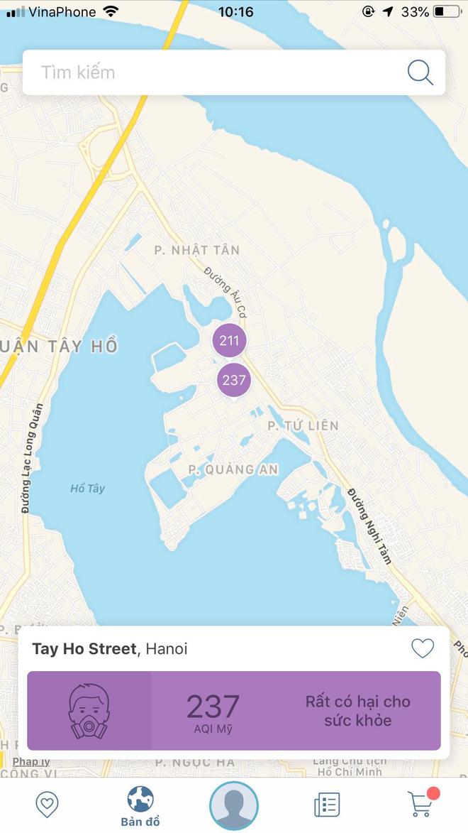 Cảnh báo Hà Nội ô nhiễm ở mức 'tím' từ sáng sớm, khuyến cáo người dân hạn chế ra đường - Ảnh 2