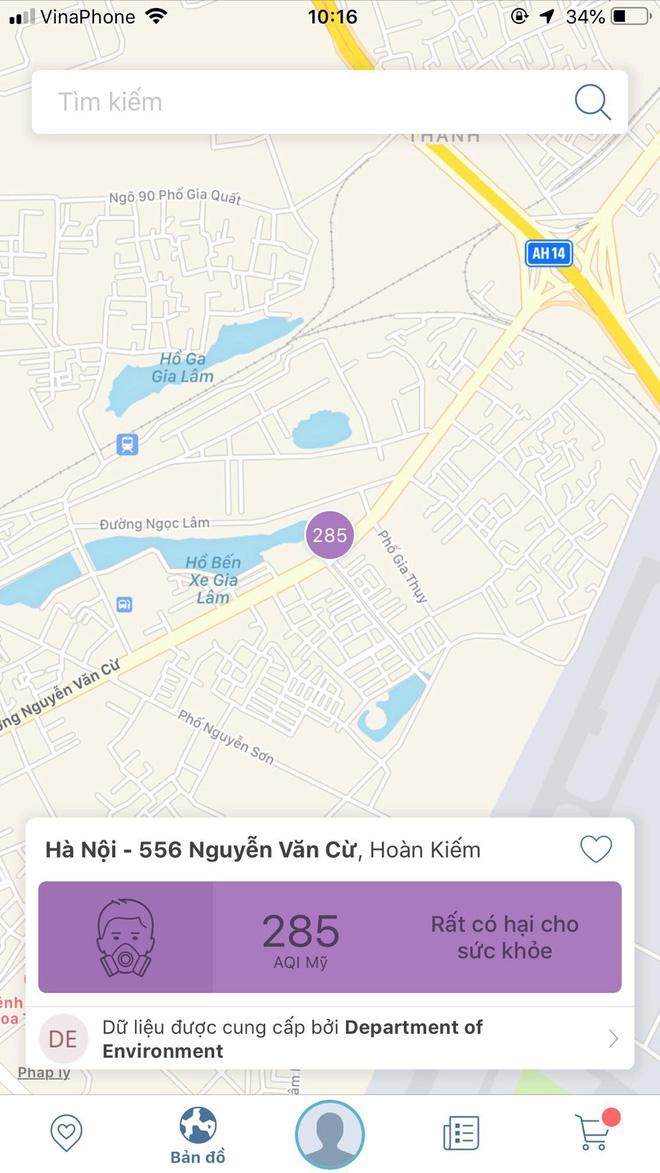 Cảnh báo Hà Nội ô nhiễm ở mức 'tím' từ sáng sớm, khuyến cáo người dân hạn chế ra đường - Ảnh 3