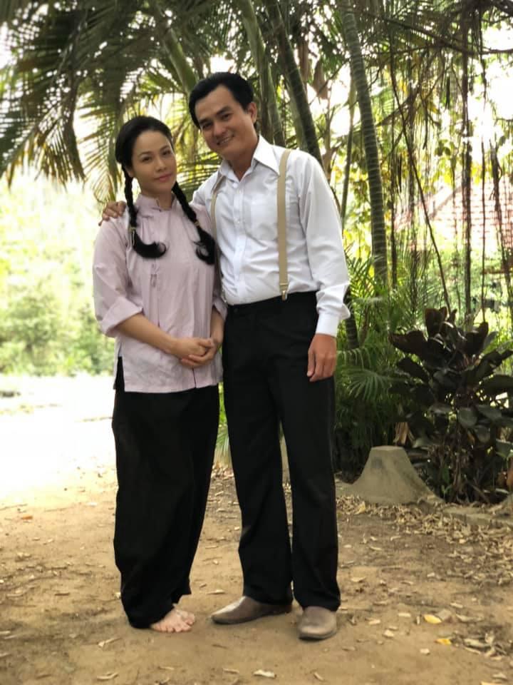 Nhật Kim Anh tiết lộ bị cứa đứt chân, hy sinh vì Thị Bình 'Tiếng sét trong mưa' - Ảnh 2