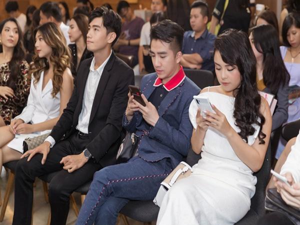 Thái Trinh lên tiếng việc khóc và bỏ về ở sự kiện có Quang Đăng: 'Không hề có chuyện khóc lóc hay đau khổ vì tình cũ gì cả' - Ảnh 1