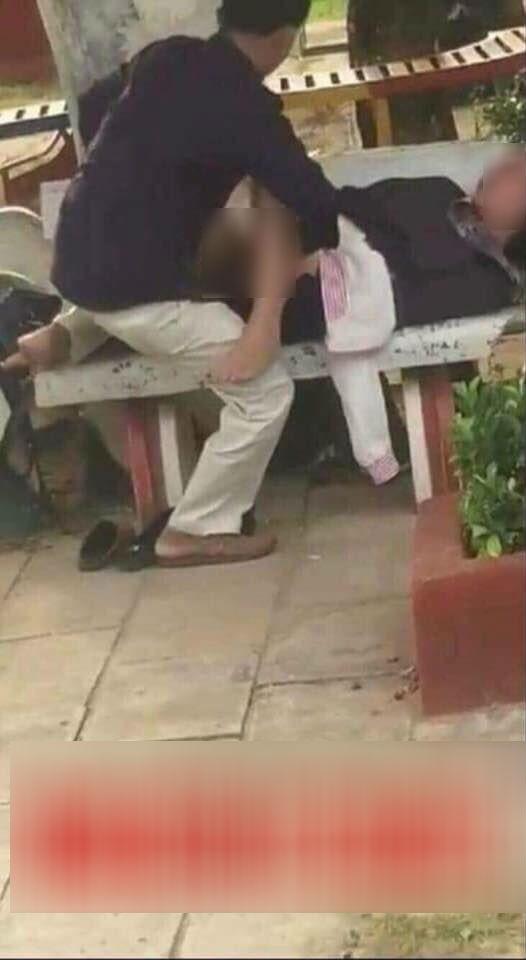 Xem clip đôi nam nữ quan hệ trên ghế đá công viên mới nhất