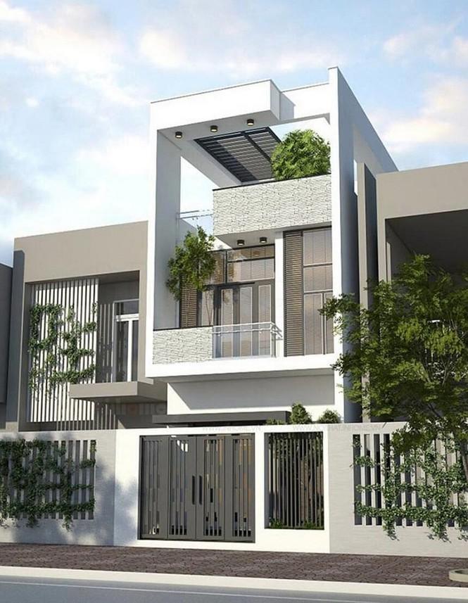 Mẫu nhà phố 2 tầng tuyệt đẹp cho khu đất mặt tiền hẹp - Ảnh 6