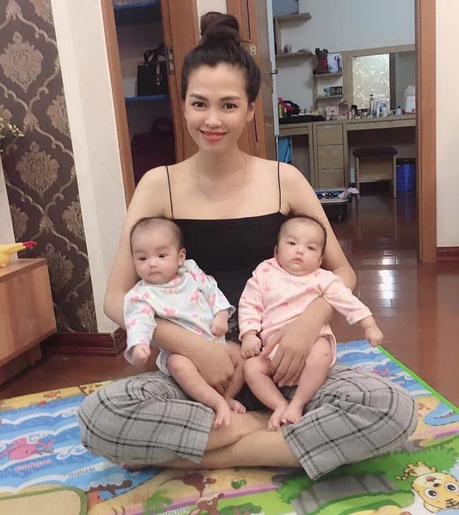 Mẹ mang song thai chỉ tăng 14kg, sinh xong đã 'thanh lý' hết mỡ thừa, lấy lại vòng eo 61 nhờ 2 bí quyết đơn giản - Ảnh 1