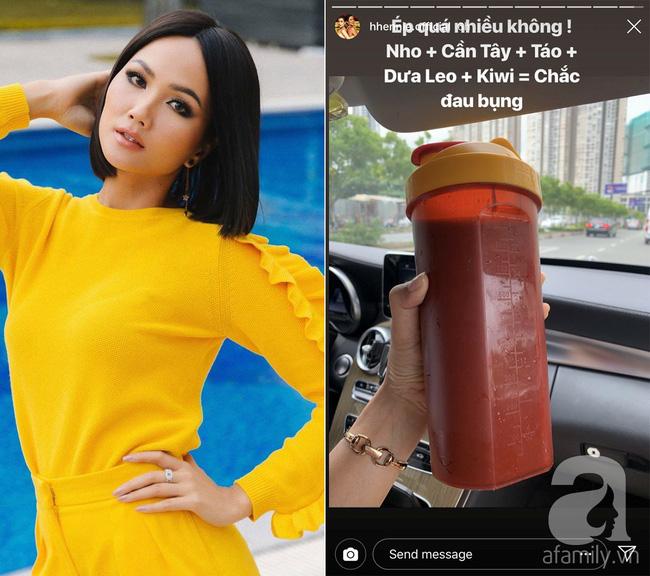 Ô nhiễm không khí trầm trọng, học ngay Hà Tăng, Tóc Tiên… uống nước detox vừa thanh lọc lại giúp giảm cân, đẹp dáng - Ảnh 5