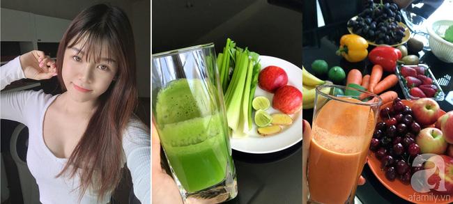 Ô nhiễm không khí trầm trọng, học ngay Hà Tăng, Tóc Tiên… uống nước detox vừa thanh lọc lại giúp giảm cân, đẹp dáng - Ảnh 8
