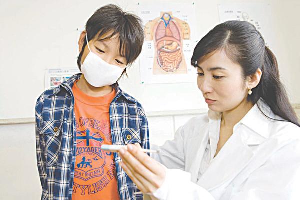 Phòng cúm cho trẻ - Ảnh 1