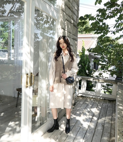 Áo len ghi lê - món đồ sành điệu, trẻ trung mùa lạnh - Ảnh 4