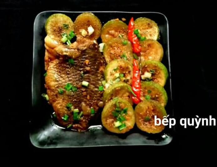 Cá rô kho bầu mềm ngọt, lạ miệng đổi bữa cho cả gia đình - Ảnh 1