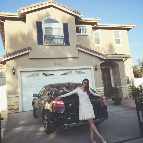 Ngọc Quyên sở hữu nhà to, siêu xe và sống sung sướng như tiên trước khi ly hôn - Ảnh 3