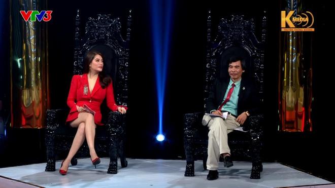 Tiến sĩ Lê Thẩm Dương: 'Hầu hết các chị trong showbiz lấy chồng đều không phải bằng não' - Ảnh 3