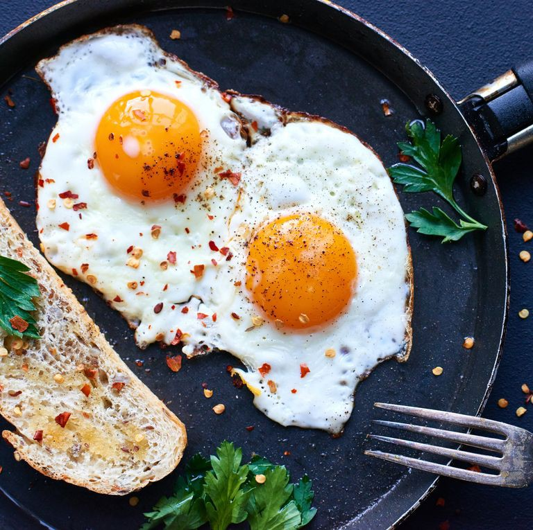 10 thực phẩm hàng đầu giúp mái tóc dày và bóng khỏe - Ảnh 5