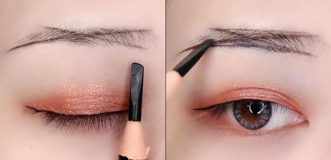 Biến hàng lông mày mọc lởm chởm thành chuẩn khuôn sắc nét chỉ bằng vài ba bước dễ ợt - Ảnh 6