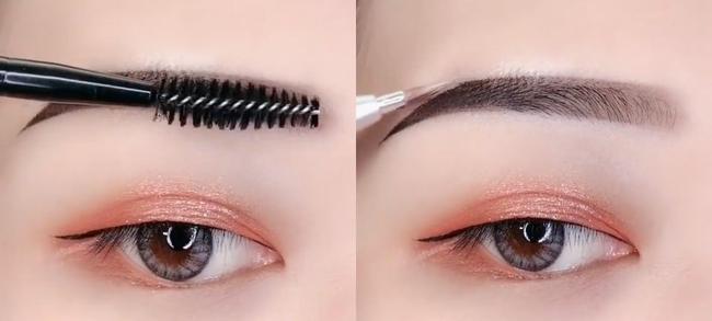Biến hàng lông mày mọc lởm chởm thành chuẩn khuôn sắc nét chỉ bằng vài ba bước dễ ợt - Ảnh 8
