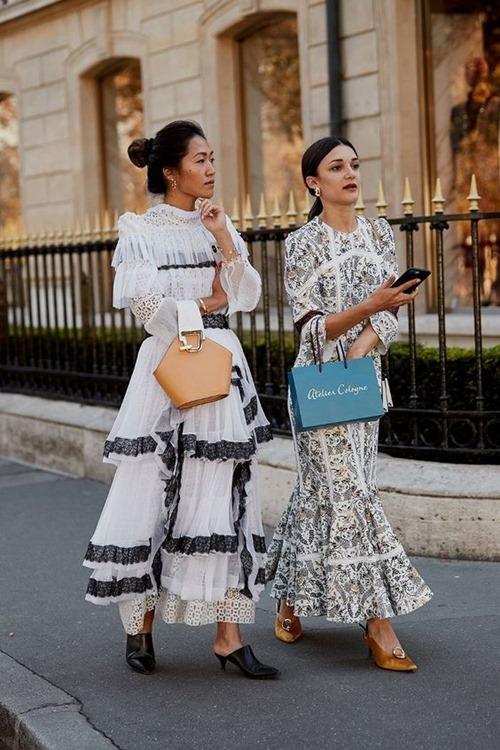 4 bí quyết vàng để mặc đẹp như quý cô Paris - Ảnh 1