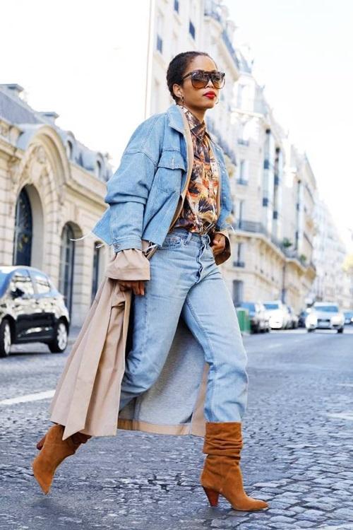4 bí quyết vàng để mặc đẹp như quý cô Paris - Ảnh 3
