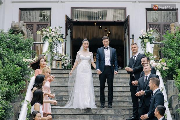 """Bằng chứng Hoàng Oanh và chồng Tây """"cưới chạy bầu"""" - Ảnh 3"""