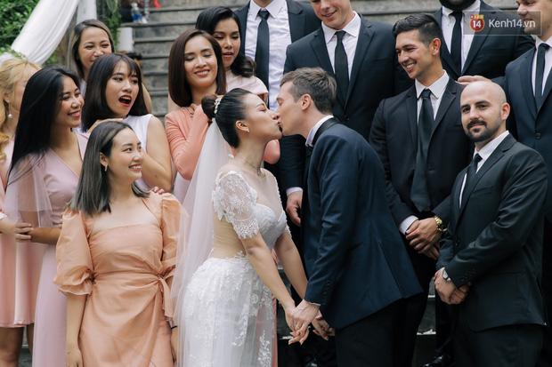 """Bằng chứng Hoàng Oanh và chồng Tây """"cưới chạy bầu"""" - Ảnh 4"""