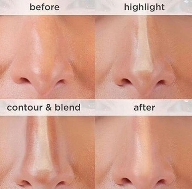 6 bí quyết makeup đơn giản giúp phụ nữ che giấu khuyết điểm, 'lên đời' nhan sắc trong tích tắc - Ảnh 6