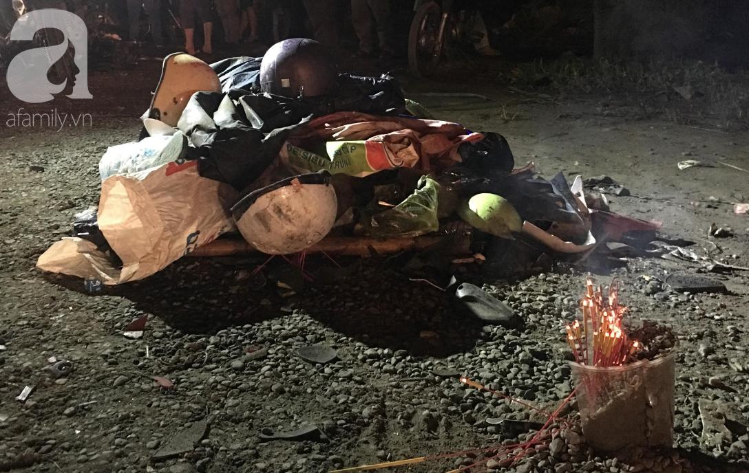 Chủ xe container chưa thấy xuất hiện thăm hỏi nạn nhân, tài xế đã ra trình diện sau 8 giờ gây tai nạn - Ảnh 2
