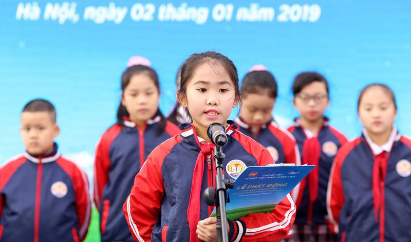 Chương trình sữa học đường Hà Nội được chính thức triển khai - Ảnh 4