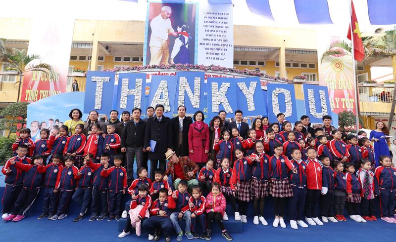 Chương trình sữa học đường Hà Nội được chính thức triển khai - Ảnh 8
