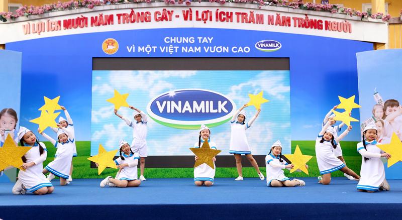 Chương trình sữa học đường Hà Nội được chính thức triển khai - Ảnh 9