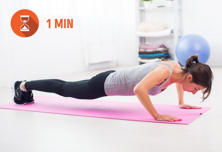 Kế hoạch tập luyện đơn giản giúp giảm cân, săn chắc vóc dáng chỉ sau 1 tháng - Ảnh 2