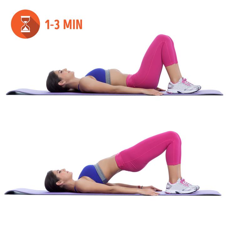 Kế hoạch tập luyện đơn giản giúp giảm cân, săn chắc vóc dáng chỉ sau 1 tháng - Ảnh 5