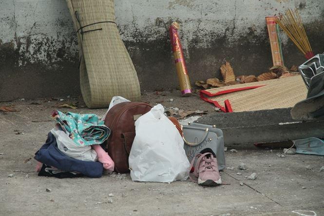 Tông cột bê tông bên đường, người phụ nữ chết thương tâm - Ảnh 2