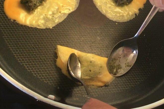 Thêm một cách mới làm món trứng chiên thịt quen thuộc - Ảnh 5