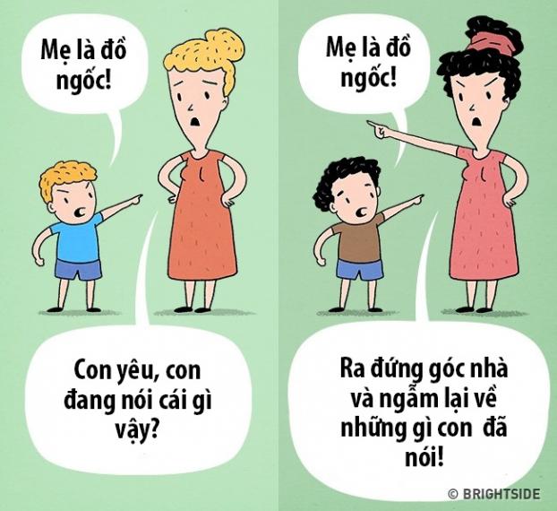 10 sự khác biệt giữa cha mẹ thông thái với cha mẹ bình thường dể dạy con nên người - Ảnh 7
