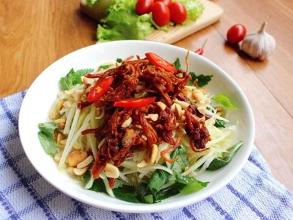 3 cách làm món gỏi nộm đơn giản, ăn hoài không chán - Ảnh 1