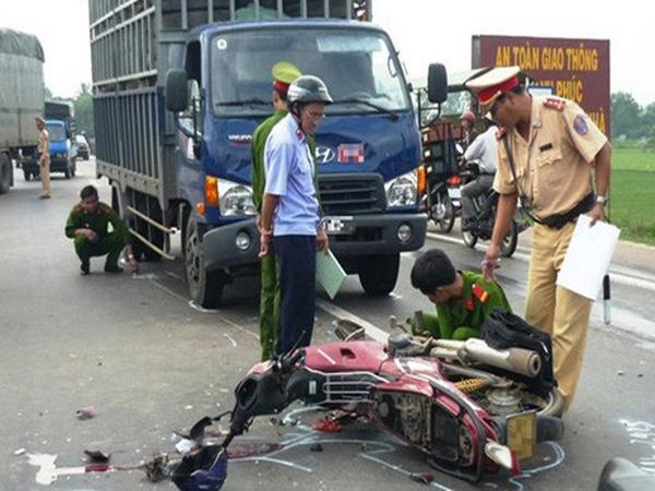 21 người chết vì tai nạn giao thông trong ngày đầu kỳ nghỉ Tết Nguyên đán 2019 - Ảnh 1