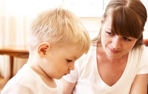 Chín điều phụ huynh không nên nói với trẻ  - Ảnh 1