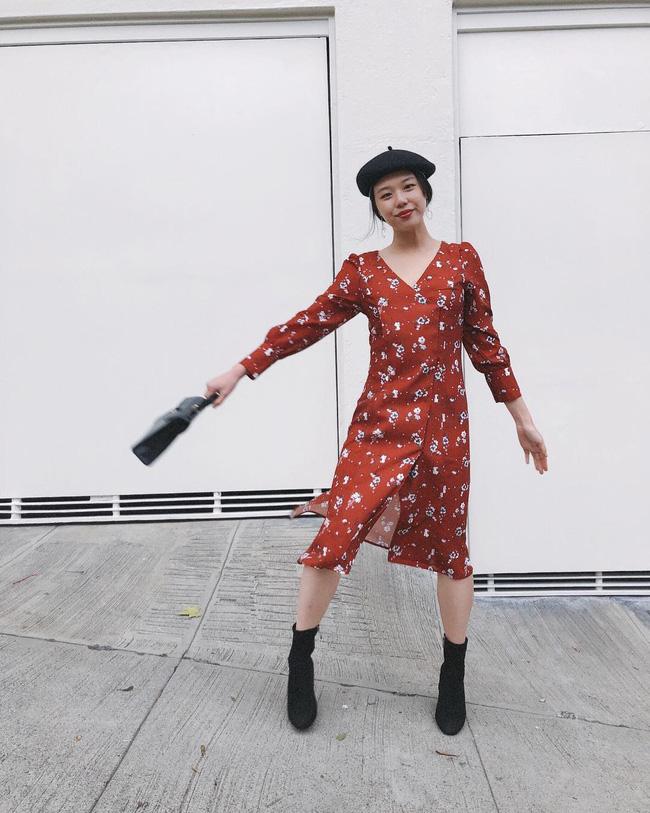 Dù bận rộn chuẩn bị Tết, nhưng street style của các quý cô Châu Á vẫn thời thượng và đẹp hết nấc - Ảnh 1
