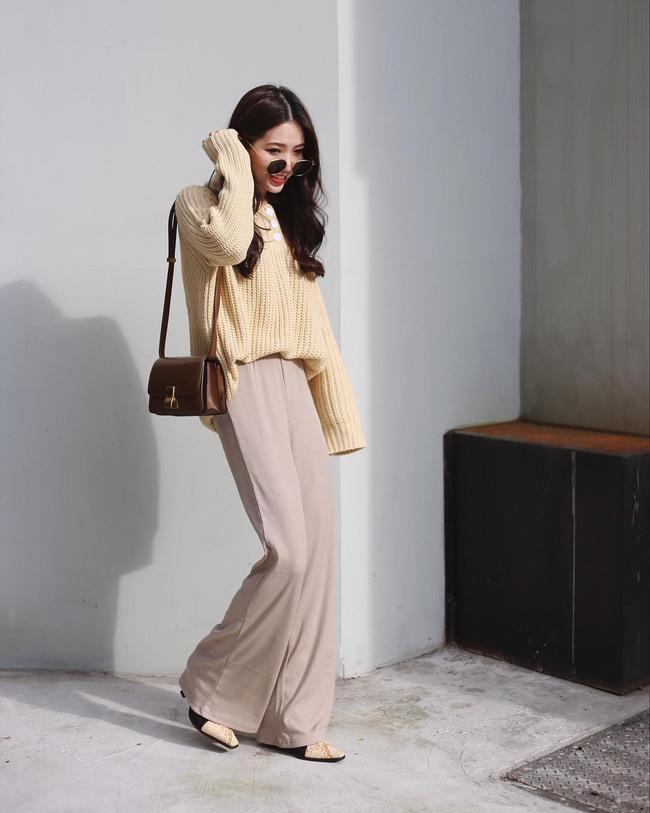 Dù bận rộn chuẩn bị Tết, nhưng street style của các quý cô Châu Á vẫn thời thượng và đẹp hết nấc - Ảnh 13