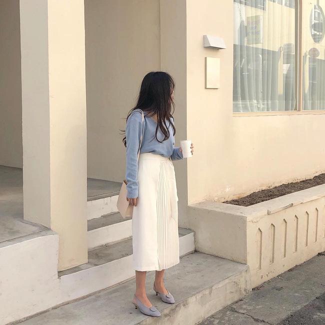 Dù bận rộn chuẩn bị Tết, nhưng street style của các quý cô Châu Á vẫn thời thượng và đẹp hết nấc - Ảnh 14