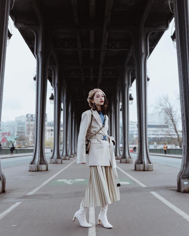 Dù bận rộn chuẩn bị Tết, nhưng street style của các quý cô Châu Á vẫn thời thượng và đẹp hết nấc - Ảnh 3