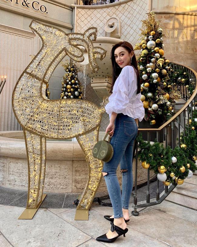 Dù bận rộn chuẩn bị Tết, nhưng street style của các quý cô Châu Á vẫn thời thượng và đẹp hết nấc - Ảnh 4