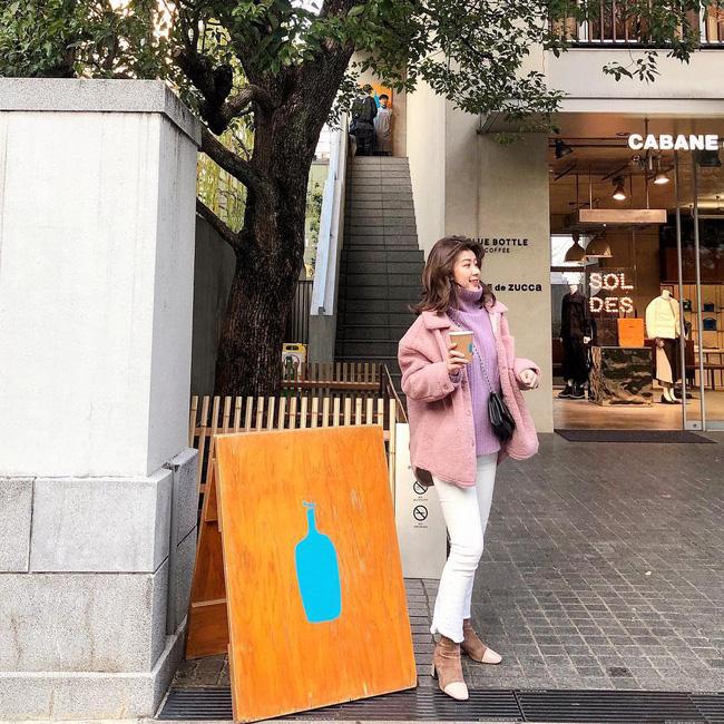 Dù bận rộn chuẩn bị Tết, nhưng street style của các quý cô Châu Á vẫn thời thượng và đẹp hết nấc - Ảnh 5