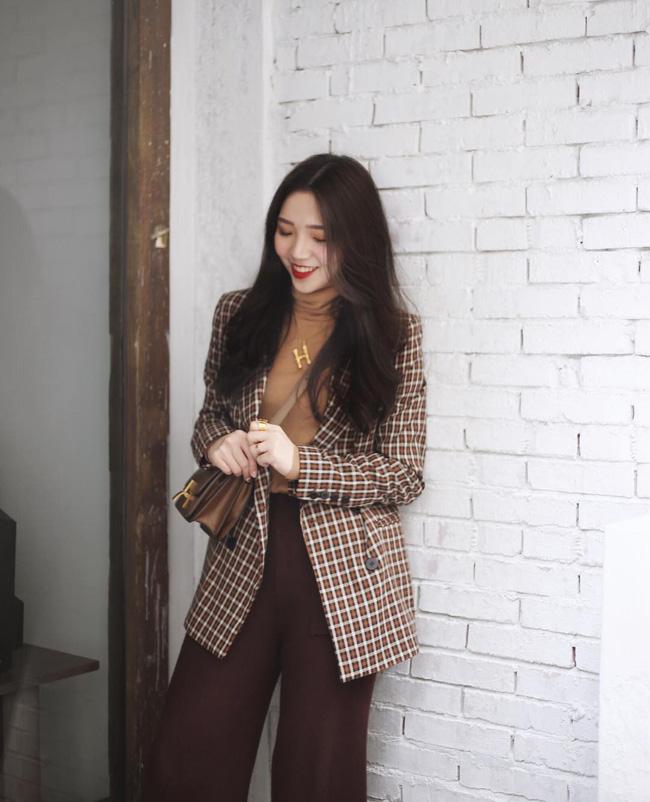 Dù bận rộn chuẩn bị Tết, nhưng street style của các quý cô Châu Á vẫn thời thượng và đẹp hết nấc - Ảnh 7