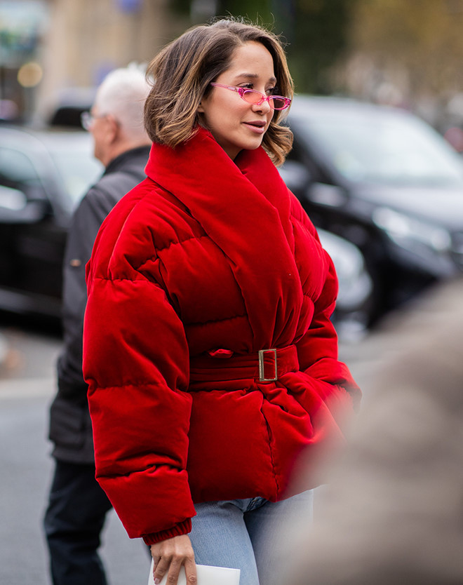 Gợi ý mặc đẹp với sắc đỏ cho mùa Tết Kỷ Hợi 2019 - Ảnh 7
