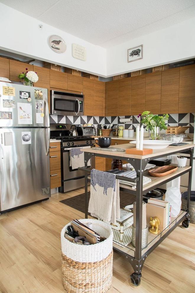 Học ngay cách thiết kế nhà bếp vừa đầy đủ chức năng mà vẫn đẹp và thời trang  - Ảnh 2