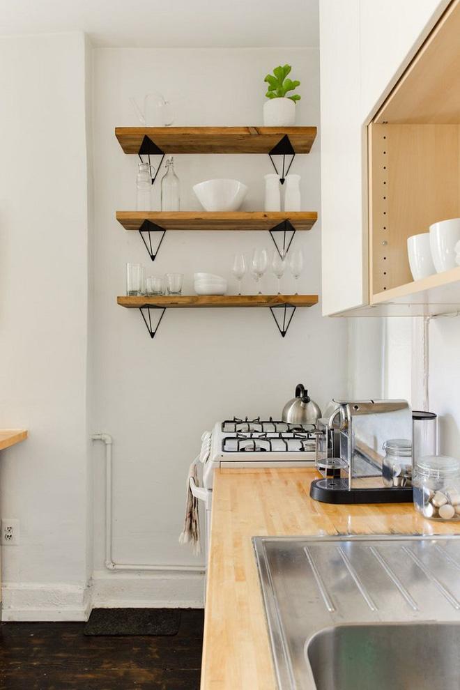 Học ngay cách thiết kế nhà bếp vừa đầy đủ chức năng mà vẫn đẹp và thời trang  - Ảnh 4