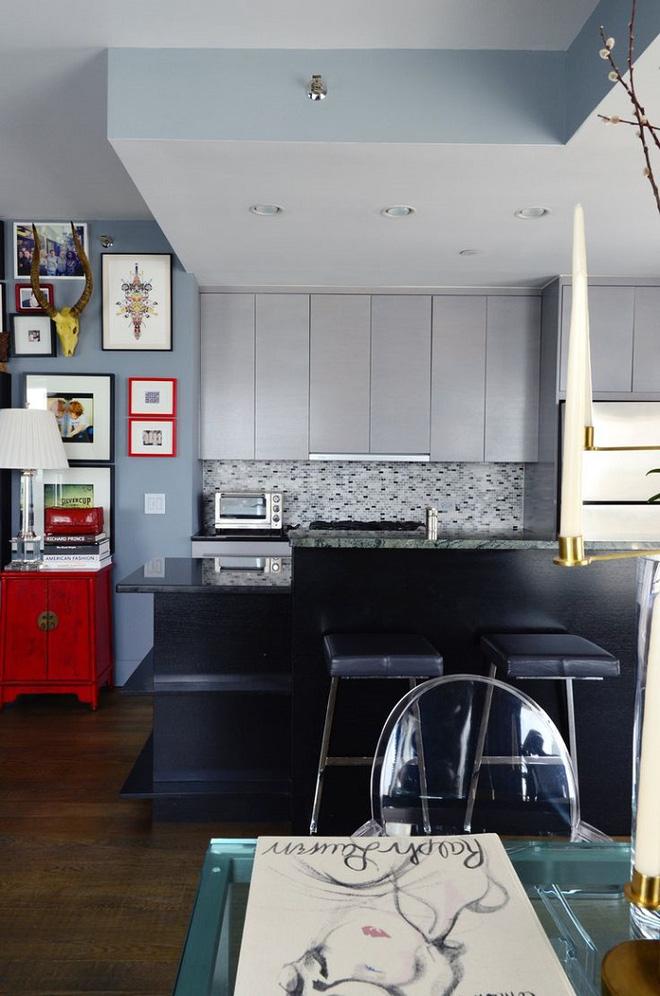 Học ngay cách thiết kế nhà bếp vừa đầy đủ chức năng mà vẫn đẹp và thời trang  - Ảnh 7