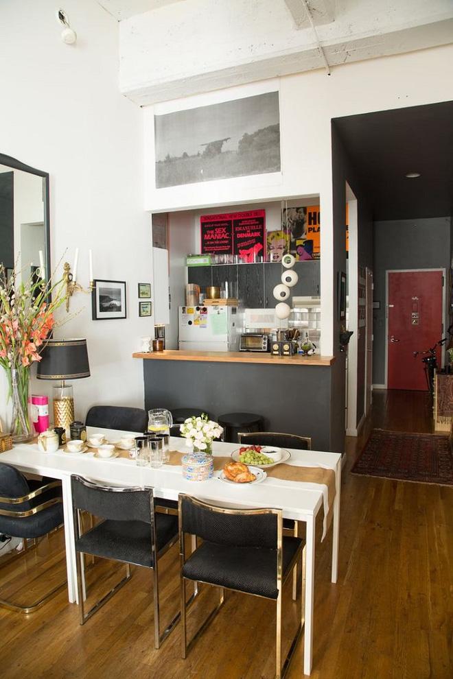Học ngay cách thiết kế nhà bếp vừa đầy đủ chức năng mà vẫn đẹp và thời trang  - Ảnh 8