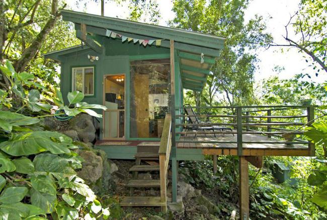 Những ngôi nhà trên cây tuyệt đẹp khiến bạn mộng mơ đến một cuộc sống chan hòa bên thiên nhiên - Ảnh 11